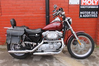 View our HARLEY-DAVIDSON XLH 883 HUGGER