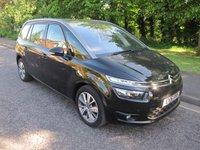2016 CITROEN C4 GRAND PICASSO 1.6 BLUEHDI EXCLUSIVE 5d AUTO 118 BHP. *ULEZ COMPLIANT*EURO 6* £12700.00