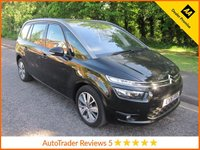 USED 2016 16 CITROEN C4 GRAND PICASSO 1.6 BLUEHDI EXCLUSIVE 5d AUTO 118 BHP. *ULEZ COMPLIANT*EURO 6* Fantastic Automatic  Citroen Grand C4 Picasso with Seven Seats, Climate Control, Cruise Control, Alloy Wheels and Citroen Service History. This Vehicle is ULEZ Compliant with a EURO 6 Rated Engine.