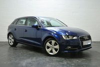 USED 2014 14 AUDI A3 1.4 TFSI SPORT 5d AUTO 121 BHP 1 FORMER OWNER + 3 MAIN DEALER SERVICES