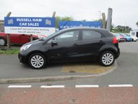 USED 2012 KIA RIO 1.4 2 5d 107 BHP 1 Owner Car .7 Stamps Of Service History. New MOT & Full Service Done on purchase + 2 Years FREE Mot & Service Included After . 3 Months Russell Ham Quality Warranty . All Car's Are HPI Clear . Finance Arranged - Credit Card's Accepted . for more cars www.russellham.co.uk  Spare Key & Owners Book Pack
