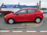 USED 2008 58 SEAT IBIZA 1.2 S 5d 68 BHP 10 Stamps Of Service History. New MOT & Full Service Done on purchase + 2 Years FREE Mot & Service Included After . 3 Months Russell Ham Quality Warranty . All Car's Are HPI Clear . Finance Arranged - Credit Card's Accepted . for more cars www.russellham.co.uk  Spare Key & Owners Book Pack