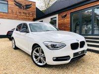 USED 2014 64 BMW 1 SERIES 2.0 118D SPORT 5d 141 BHP