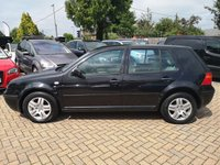 USED 2003 03 VOLKSWAGEN GOLF 1.9 MATCH TDI 5d 99 BHP