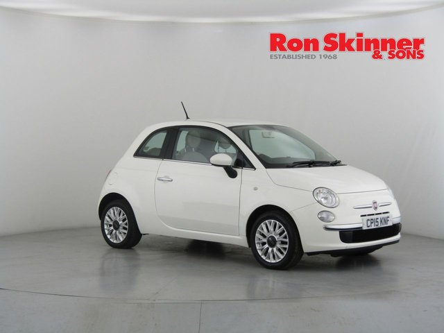 View our 2015 15 FIAT 500 1.2 POP STAR 3d 69 BHP