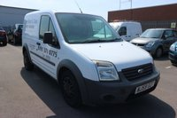 2009 FORD TRANSIT CONNECT 1.8 T200 LR 1d 90 BHP £1450.00