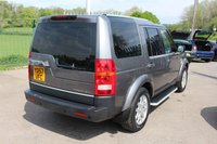 USED 2007 LAND ROVER DISCOVERY 2.7 3 TDV6 XS 5d AUTO 188 BHP