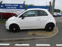 USED 2011 61 FIAT 500 1.2 POP 3d 69 BHP 2 Owner Car .4 Stamps Of Service History. New MOT & Full Service Done on purchase + 2 Years FREE Mot & Service Included After . 3 Months Russell Ham Quality Warranty . All Car's Are HPI Clear . Finance Arranged - Credit Card's Accepted . for more cars www.russellham.co.uk  + Owners Book Pack