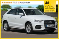 USED 2015 15 AUDI Q3 2.0 TDI QUATTRO SE 5d AUTO 148 BHP ONE OWNER From NEW FASH