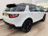 2016 LAND ROVER DISCOVERY SPORT 2.0 TD4 180 HSE Black 5dr Auto £24950.00