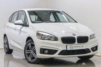 USED 2016 16 BMW 2 SERIES ACTIVE TOURER 1.5 218I SPORT ACTIVE TOURER 5d 134 BHP