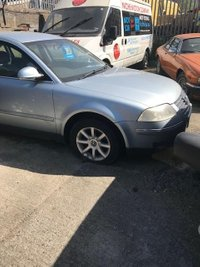USED 2005 05 VOLKSWAGEN PASSAT 1.9 TDI PD Trendline 4dr PART EX TO CLEAR