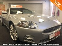 2009 JAGUAR XKR 4.2 V8 SUPERCHARGED COUPE AUTO £18995.00