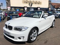 2013 BMW 1 SERIES 2.0 118D EXCLUSIVE EDITION 2d 141 BHP £10995.00