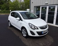 USED 2014 64 VAUXHALL CORSA 1.4 SXI AC THIS VEHICLE IS AT SITE 1 - TO VIEW CALL US ON 01903 892224