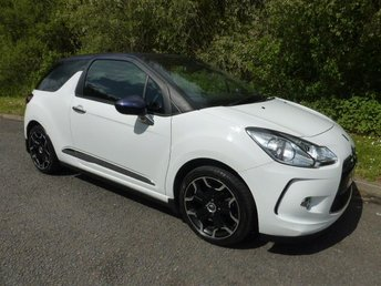 2014 CITROEN DS3 1.6 DSTYLE PLUS 3d 120 BHP £6500.00