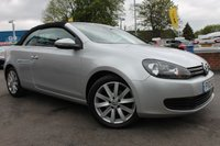 USED 2012 12 VOLKSWAGEN GOLF 1.6 S TDI BLUEMOTION TECHNOLOGY 2d 104 BHP EXCELLENT SERVICE HISTORY - £30 ROAD TAX - FRONT AND REAR PARKING SENSORS - MASSIVE MPG - MUST BE SEEN