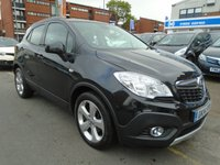 USED 2014 14 VAUXHALL MOKKA 1.7 EXCLUSIV CDTI S/S 5d 128 BHP GREAT FINANCE DEALS AVAILABLE