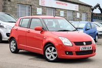 2008 SUZUKI SWIFT 1.5 GLX 5d AUTO 99 BHP £3975.00