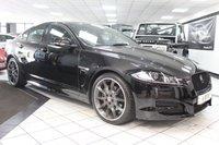 2015 JAGUAR XF 2.2 D R-SPORT BLACK AUTO 200 BHP £16750.00