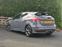 USED 2015 15 FORD FOCUS 2.0 ST-3 TDCI 5d 183 BHP STEALTH GREY