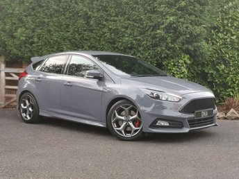 2015 FORD FOCUS 2.0 ST-3 TDCI 5d 183 BHP STEALTH GREY