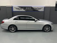 USED 2016 66 MERCEDES-BENZ E CLASS 2.0 E 220 D AMG LINE PREMIUM 4d AUTO 192 BHP Panroof, Sat Nav, Heated memory seats. Just been serviced.