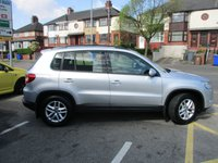 USED 2010 60 VOLKSWAGEN TIGUAN 2.0 S TDI 4MOTION 5d 138 BHP Full Service History