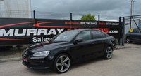 2015 VOLKSWAGEN JETTA 2.0 SE TDI BLUEMOTION TECHNOLOGY 4DOOR 148 BHP £9995.00