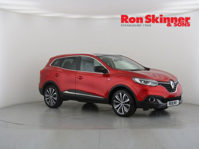 View our 2016 16 RENAULT KADJAR 1.5 SIGNATURE NAV DCI 5d 110 BHP