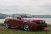 2015 MERCEDES-BENZ C-CLASS 2.1 C220 CDI AMG SPORT EDITION PREMIUM PLUS 2d AUTO 168 BHP £14690.00
