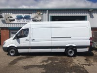 USED 2012 62 MERCEDES-BENZ SPRINTER LWB HIGH ROOF 130BHP LOW 79K MILES CLEAN VAN CHOICE OF IN STOCK