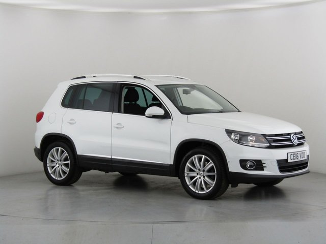 View our 2016 16 VOLKSWAGEN TIGUAN 2.0 MATCH EDITION TDI BMT 5d 148 BHP