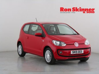 2015 VOLKSWAGEN UP}
