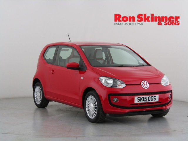 View our 2015 15 VOLKSWAGEN UP 1.0 HIGH UP 3d 74 BHP
