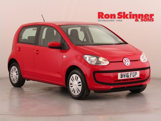 View our 2016 16 VOLKSWAGEN UP 1.0 MOVE UP 5d 59 BHP
