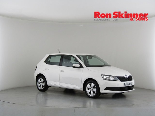 View our 2017 66 SKODA FABIA 1.0 SE MPI 5d 74 BHP