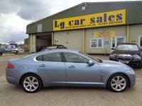 2009 JAGUAR XF XF LUXURY V6 AUTO £7995.00