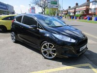 USED 2015 15 FORD FIESTA 1.0 ZETEC S 3d 124 BHP Low Mileage & Full Service History