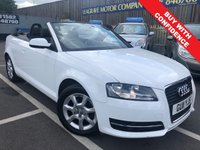 USED 2011 11 AUDI A3 1.2 TFSI 2d 103 BHP TIMING CHAIN REPLACED RECENTLY