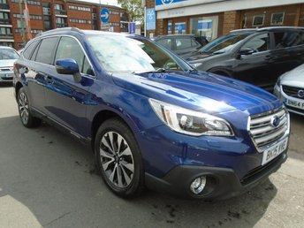 2015 SUBARU OUTBACK 2.5 I SE PREMIUM 5d AUTO 175 BHP £17994.00