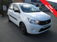 USED 2017 17 SUZUKI CELERIO 1.0 SZ2 5d 67 BHP FULL SERVICE HISTORY - SEE IMAGES