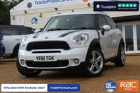 USED 2011 61 MINI COUNTRYMAN 2.0 COOPER SD 5d 141 BHP