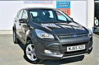USED 2015 65 FORD KUGA 2.0 ZETEC TDCI 5d 4x4 Family SUV AUTO with DAB Digital Radio Bluetooth Mobile Phone Handsfree Rear Parking Sensors Good Service History and Ready to Drive Away Today GREAT FAMILY SUV!