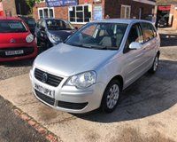 USED 2007 07 VOLKSWAGEN POLO 1.4 SE 5d 79 BHP