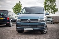 USED 2018 68 VOLKSWAGEN TRANSPORTER T28 TDI STARTLINE SWB 102 BLUEMOTION EURO 6 PERFECT FOR CAMPER CONVERSION!