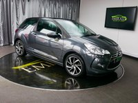 USED 2015 15 CITROEN DS3 1.6 E-HDI DSTYLE PLUS 3d 90 BHP £0 DEPOSIT FINANCE AVAILABLE, AIR CONDITIONING, AUX INPUT, BLUETOOTH CONNECTIVITY, CLIMATE CONTROL, CRUISE CONTROL, DAYTIME RUNNING LIGHTS, SCENTED AIR FRESHENER, STEERING WHEEL CONTROLS, TRIP COMPUTER