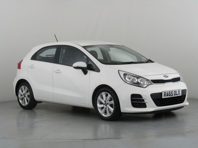 View our 2015 65 KIA RIO 1.4 2 ISG 5d 107 BHP
