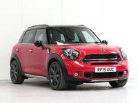 2015 MINI COUNTRYMAN 2.0 COOPER SD ALL4 5d AUTO 141 BHP [4WD] [£6,565 OPTIONS] £12840.00