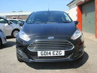 USED 2014 14 FORD FIESTA 1.0 TITANIUM 5d 124 BHP FULL SERVICE HISTORY - SEE IMAGES